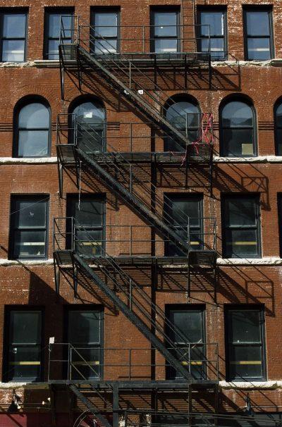 building-staircase-fire-escape